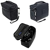 DigichargeŽ Carry Case With Accessory Storage For Dash Cams Including Nextbase E-Prance Ausdom Vantrue Transcend Lujii Novatek DBPower HYT Amacam Hayesmall Tendak