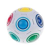 Produzione Dettagli 1. Materiale: Protezione ambientale ABS. E l'interno della palla ha spugna. Dimensione: Diametro 7.5cm. Peso: 98.2g. È leggero che la gente può portarlo. 2. COME GIOCARE: Premere ogni palla, match-up le piccole palline interne col...
