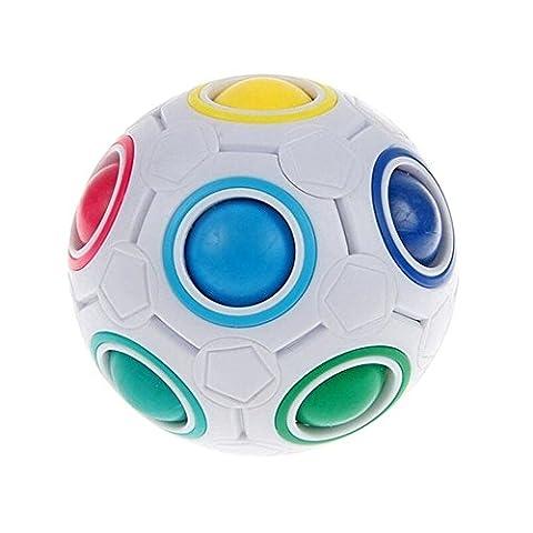 Kinder Fidget Regenbogenball Toy Pädagogische Spielzeug Erwachsene Geschenke