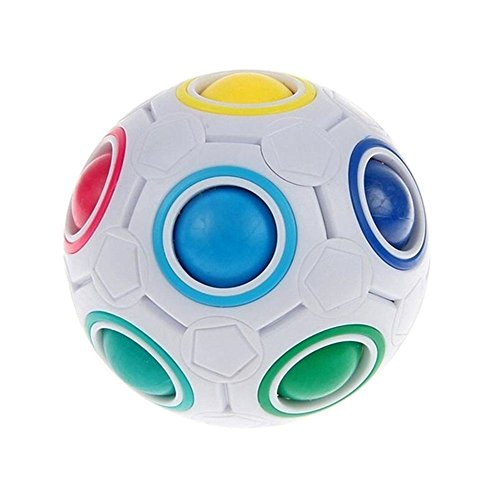 PAMRAY Magic Rainbow Ball Inteligencia Speed...