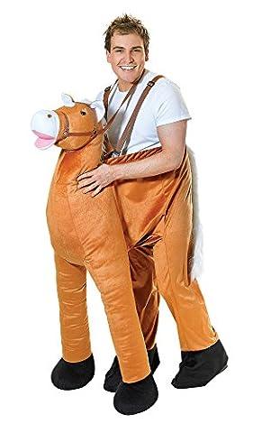 Horse Step In Costume