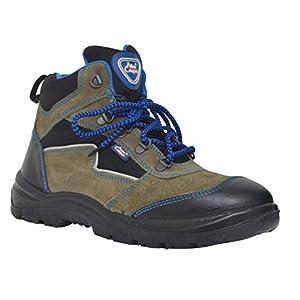 Allen Cooper 1110 Men's Safety Shoe, Gray