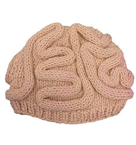 Whale Kri Gestrickte Gehirn Unisex Lustige Beanies Trendy Slouchy Stretchy Handmade Skullies Hüte für Herren und Damen