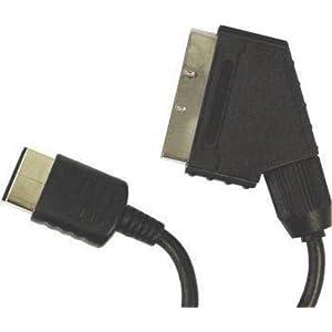 WiCareYo 6FT Scart RGB AV Kabel Audio Kabel Video Anschluss für Dreamcast