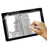 Dadanism Matte Schutzfolie Kompatibel mit Surface Go 10, Anti-Fingerabdruck Anti-Reflex Bildschirmschutzfolie Display Folie Ersatz für Microsoft Surface Go 10 Tablet - Transparent