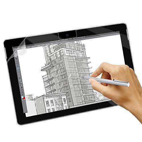 Dadanism Matte Schutzfolie Kompatibel mit Surface Go 10 2018, Anti-Fingerabdruck Anti-Reflex Bildschirmschutzfolie Display Folie Ersatz für Microsoft Surface Go 10 Tablet - Transparent