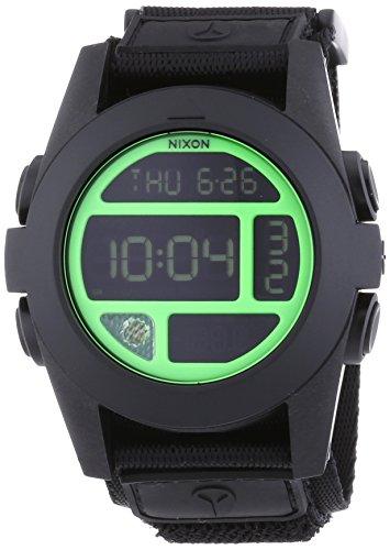 nixon-a489027-00-montre-mixte-quartz-digitale-bracelet-textile-noir