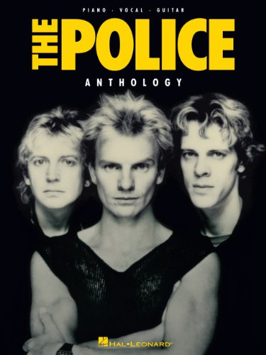 The Police Anthology Songbook (English Edition)
