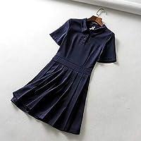 FXC - Vestidos de tenis cortos de secado rápido para niña, pantalones cortos de cintura alta, plisados, ropa de animadora de bádminton