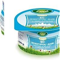 Leeb Bio Ziegenquark/Ziegentopfen 9,2% (6 x 150 gr)