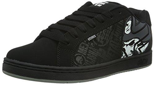 EtniesMetal Mulisha Fader - Scarpe da Skateboard Uomo, colore nero (black skulls 894), taglia 43 EU (9 UK)