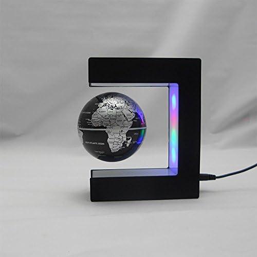 baby Q lévitation lévitation lévitation magnétique, World Map Decor Home lévitation magnétique électronique Flottant Anti-gravite LED Cadeau de la décoration | Sortie  deddb7