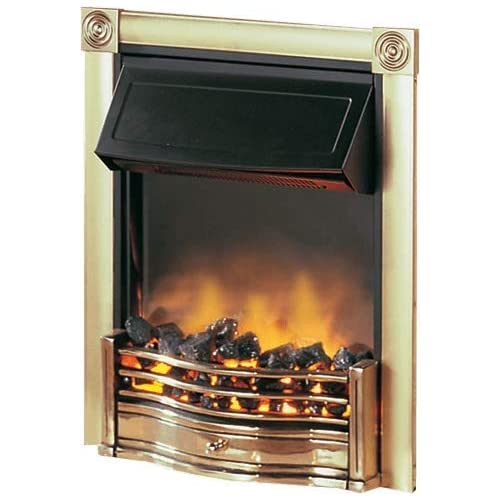413NYRvsoiL. SS500  - Dimplex Horton Brass Inset Electric Fire