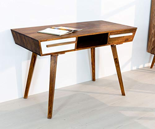 HAISER Interieur - Massiver Echtholz-Konsolentisch 118 x 60 cm Palisander Sheesham Tisch