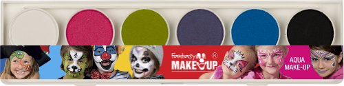 kreul-37073-fantasy-aqua-make-up-schminkkasten-fresh-colors-mit-6-farben-und-2-pinseln