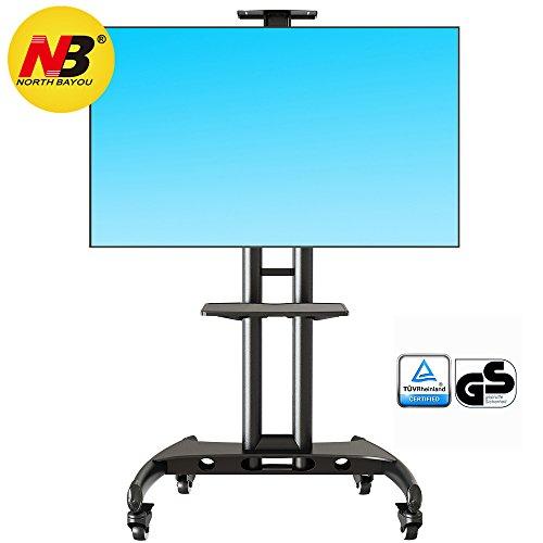 Pied à roulettes Réglable pour TV LCD/LED/Plasma 81 cm -165 cm (32\\