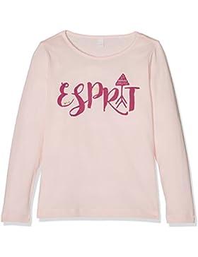 Esprit, Camiseta de Manga Larga para Niñas