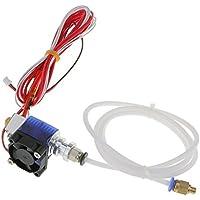 Generic Hotend All Metal V6 Extruder 0.3mm Nozzle Kit For 3D Printer 1.75mm Filament