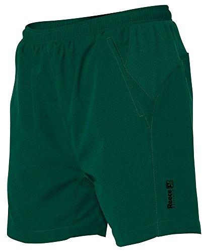 Reece Hockey Legacy Short Unisex - Bottle Green, Größe Reece:M