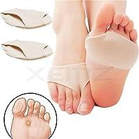 Anti Schleiferei Schmerzhaften Vorfuß Kissen, Anti Schmerz Fuß String, Silikon Schutz Zehe Fuß Pad, Nylon Lycra... preisvergleich bei billige-tabletten.eu
