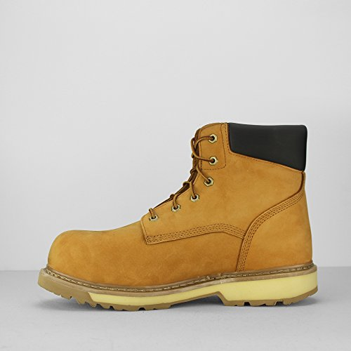 Timberland PRO TRADITIONAL Mens Resistant Safety Boots Wheat UK 10