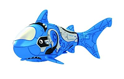 Goliath Toys 32530006 - Robo Fish Tiburón, color azul por Goliath Toys