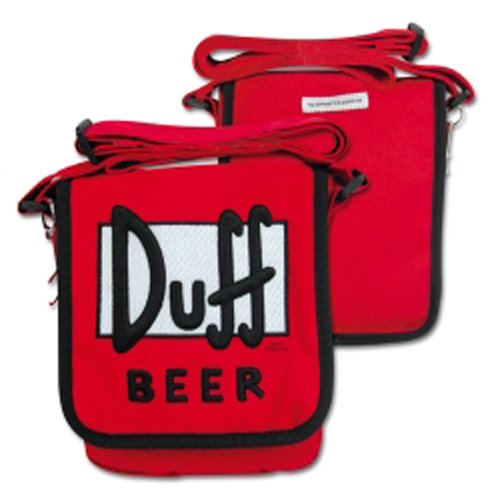 Simpsons - Bag Duff Beer (in One Size)