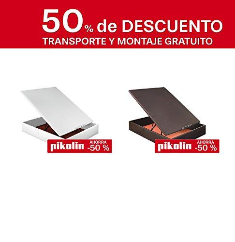 CANAPÉ ABATIBLE TAPIZADO PIKOLIN POLIPIEL TRANSPIRABLE 3D-ENVÍO Y MONTAJE GRATUITO- DISPONIBLE EN TODAS LAS MEDIDAS