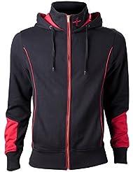 Assassins Creed Hoodie Rogue Kapuzenjacke Assassin's Creed Kapuzenpullover Größe L (large) Zip Jacket