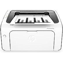 HP LaserJet Pro M12w - Impresora láser (Hi-Speed USB 2.0, WiFi, 18 ppm, memoria de 8 MB, doble cara, modelo consumo, con WiFi)