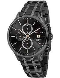 Maserati Reloj Analógico para Hombre de Cuarzo con Correa en Acero Inoxidable R8873636003