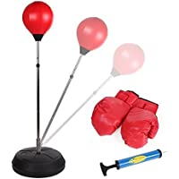 olayer Speed Boxen Ball Saugnäpfen Vertikale Boxsack für Kinder und Frauen Boxen Sandsack Fitness Equipment