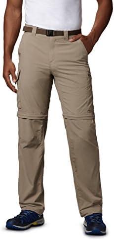 Columbia Pantaloni Pantaloni Pantaloni converdeibili argento Ridge, Uomo, Marronee (Tusk), 30 30 | marchio  | marchio  8ae3a1
