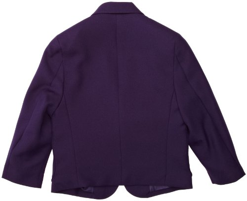 Blue Max Banner Unisex, Sakko, Ziggys Girls Zip Entry Blazer Viola (Purple)