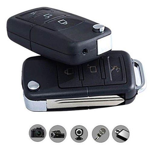 versteckte Kamera in einem Schlüsselanhänger, Spionage-Kamera, Spy Kamera, Auto-Schlüsselanhänger, für Videoaufnahmen