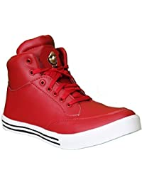 APPE red casual ankle length jordan V shoes
