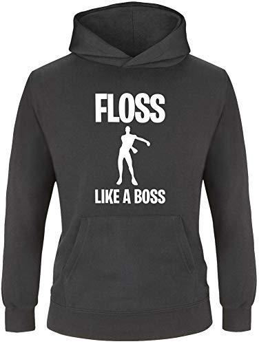EZYshirt® Floss Like a Boss Pullover Kinder | Jungen Kapuzenpullover | Hoodie