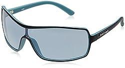 Fastrack Shield Sunglasses (P119BU1)