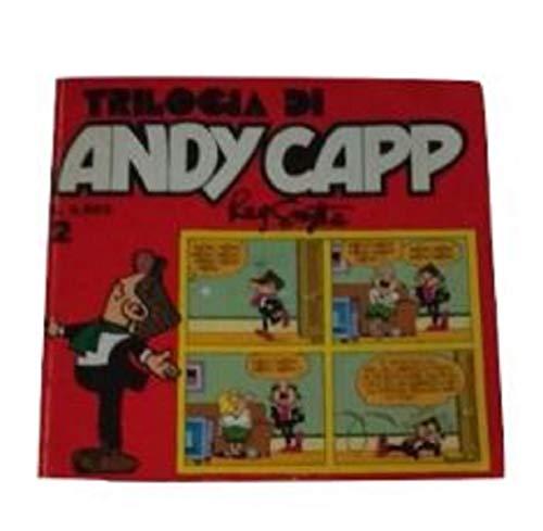 EDITORIALE CORNO Andy CAPP, TRILOGIA, di Reg SMYTHE, Vol. 2
