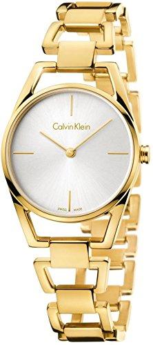 Calvin Klein Damen-Armbanduhr K7L23546