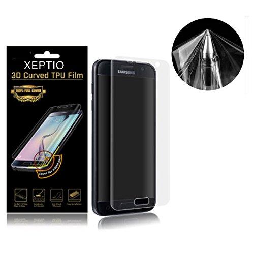 XEPTIO Bildschirmschutz/Bildschirmschutzfolie für Samsung Galaxy Note 7, Screen Protector Note7 UltimScreen Protector