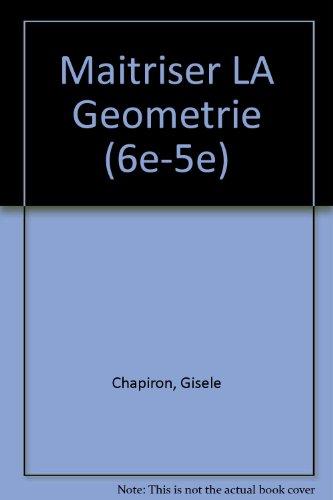 Maîtriser la géométrie 6e-5e : Bien construire les différentes figures (droites, polygones, cercles, angles.)
