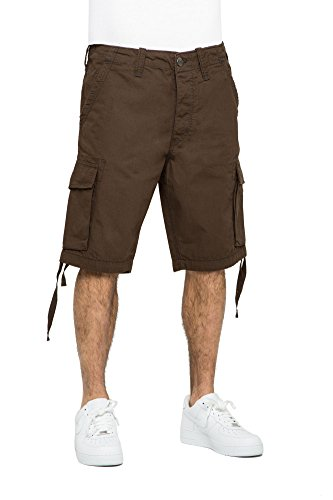 REELL Short New Cargo Short Artikel-Nr.1200 - 1006 Choco Brown