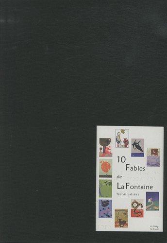 10 Fables de La Fontaine par Jean de La Fontaine