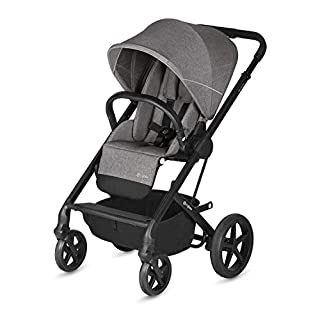 CYBEX Gold Poussette Balios S, De la Naissance jusqu'à 17 kg (4 Ans Environ), Manhattan Grey (B0762N42V1) | Amazon price tracker / tracking, Amazon price history charts, Amazon price watches, Amazon price drop alerts
