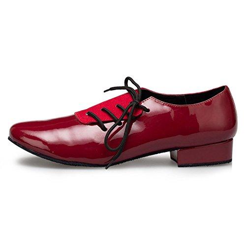Miyoopark - Ballroom uomo Red-2.5cm heel