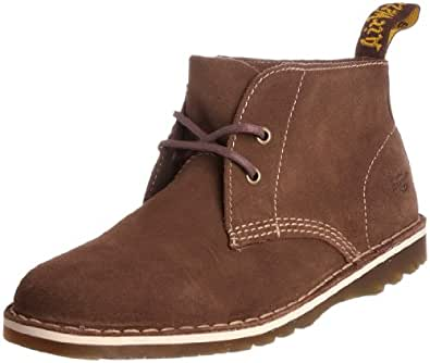 Dr. Martens Men's Dan High Shoe Brown doré UK 6
