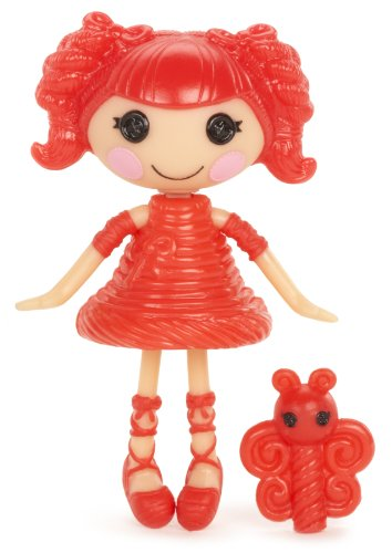 Mini Lalaloopsy Puppe - Twist E. Twirls [UK Import]