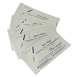 15 x Ultra Early - 10mIU Wide Width Pregnancy Test Strips (tests up to 6 days earlier)