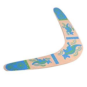 Holz Boomerang V Form Rückkehr Boomerang 100° Winkel Holz Ausrüstung...